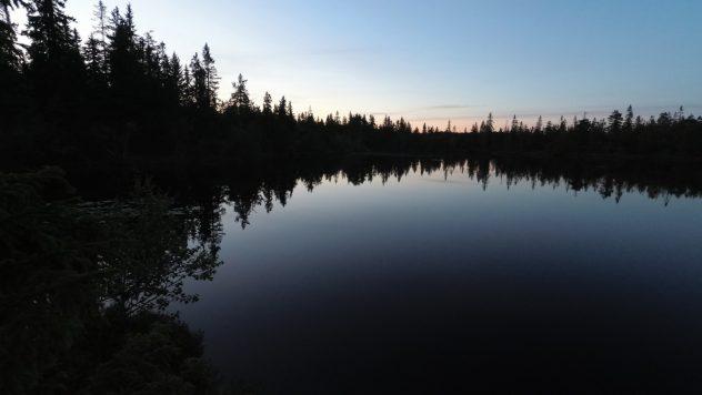 Die letzten 3 Wochen in der norwegischen Wildnis