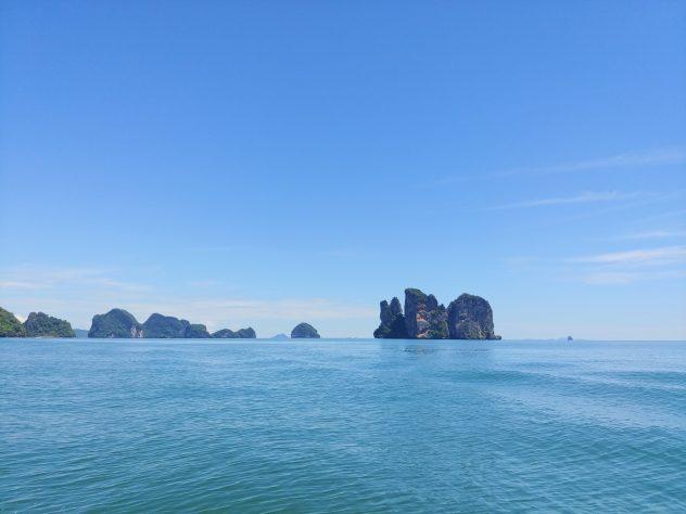 Erste Woche in Thailand und schon viel erlebt