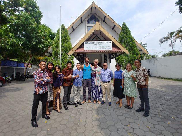 Yogyakarta - Indonesien's Antwort auf Bangkok