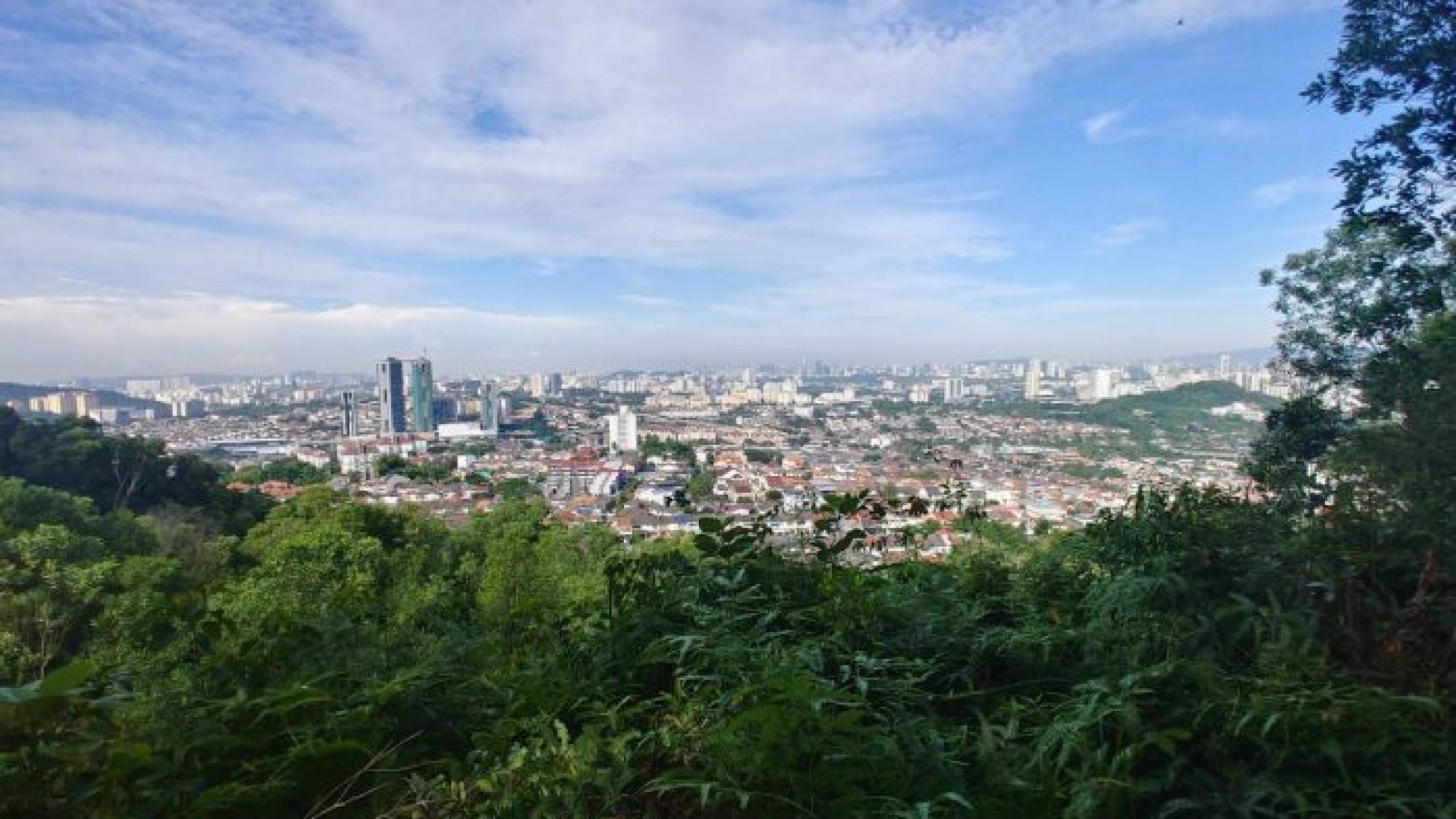 Kuala Lumpur - Zwei Naturliebhaber in der Großstadt